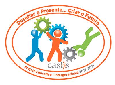 Logotipo Projeto Educativo